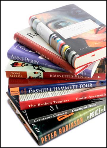 Don's Hammett Tour Book makes the Wall St. Journal