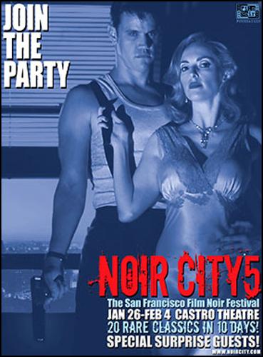 Noir City 5 - poster