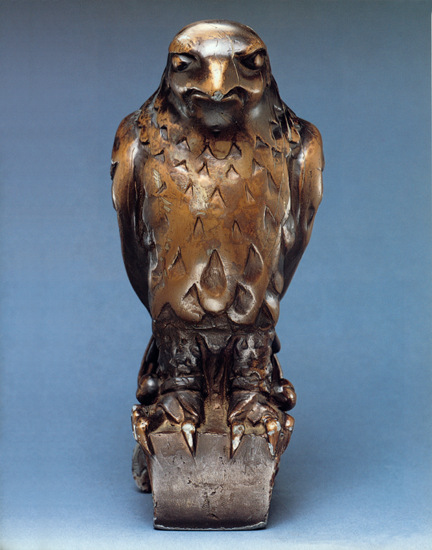 Maltese Falcon_Lead