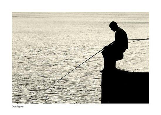 """""""Pescando sueños"""" por Donibane"""