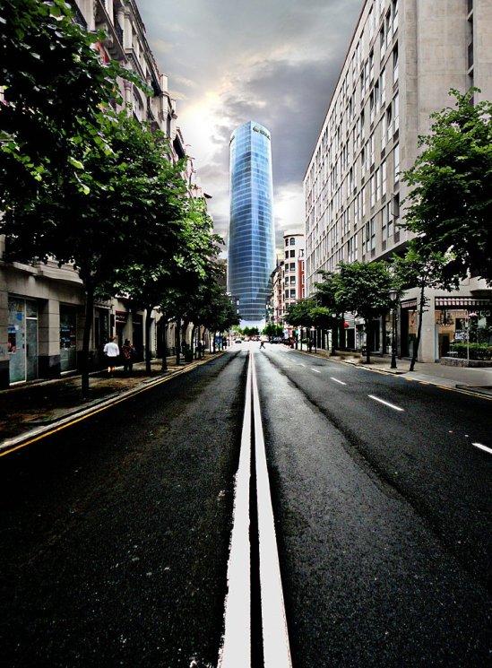Fotografía ganadora del 1er Premio Torre Iberdrola