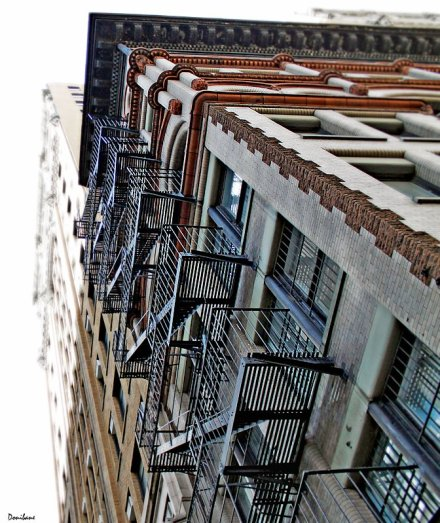 New York Architecture by Donibane
