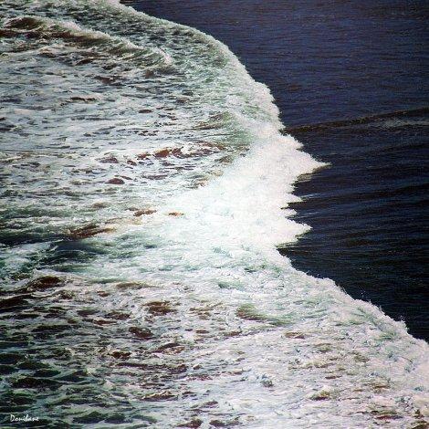 El sueño de una ola por Donibane