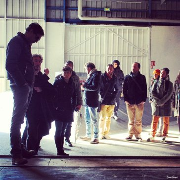 El pasado jueves día 12 e invitados por Zawp fuimos a visitar el proyecto Darwin en Burdeos, Francia.