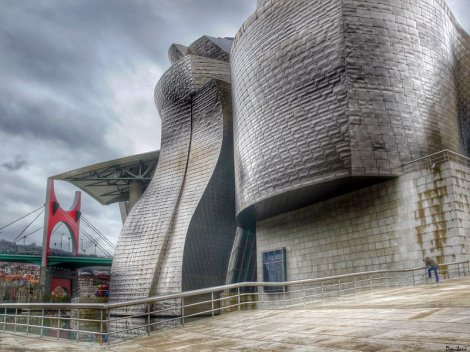 Guggenheim Museum by Donibane