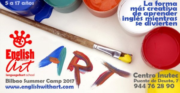 English with art aprender inglés a través del arte