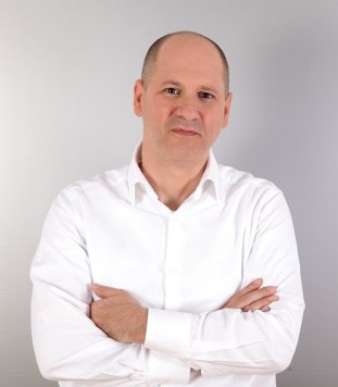 Mikeldi Donibane profesor de Comunicación Gráfica del Master Digital de la Universidad de Mondragón