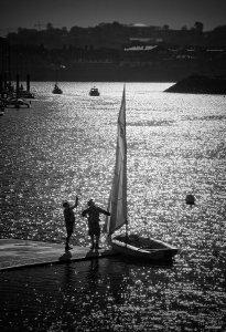 El siempre maravilloso pero complicado contraluz en fotografías de ambiente marino, por Donibane.