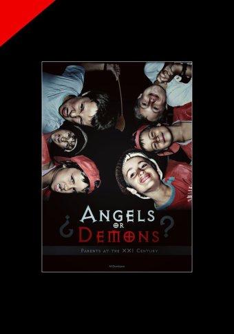 Ángeles o demonios portada libro por Donibane