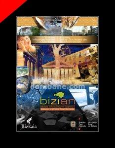 Portada Bizian Diputación Foral de Bizkaia por Donibane