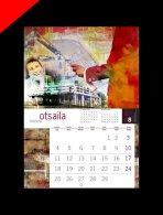 Calendario fotografías por Donibane