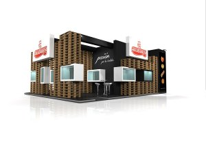 Diseño de Stands por Donibane y sus colaboradores