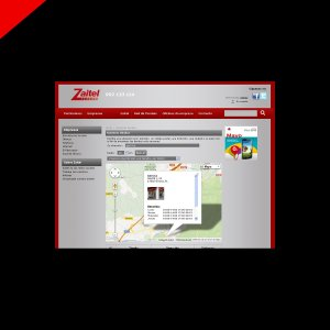 Diseño Web Donibane Zaitel