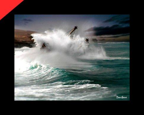 Naufragio-Stock de fotografías de Donibane Creative Studio