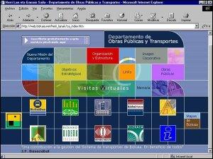 Diseño de sitios web por Donibane