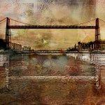 Puente de Bizkaia por Donibane
