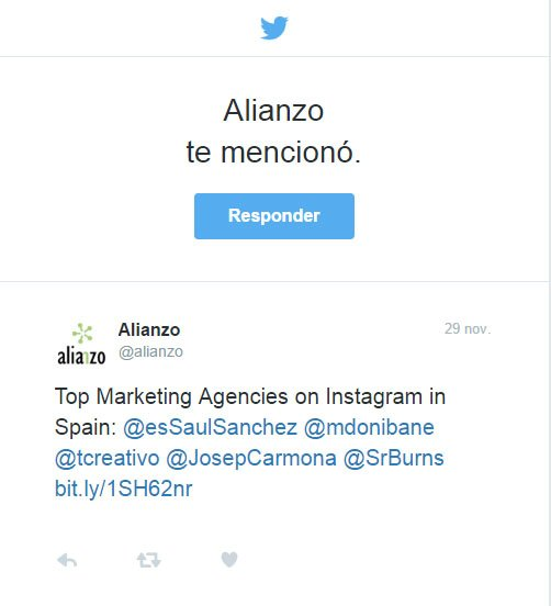 Donibane Ranking Alianza Top Marketing Agencias en Instagram