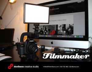 Donibane Creative Studio filmmaker Bilbao