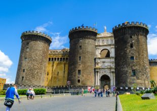 Thumbnail for the post titled: Visita Castel Nuovo- Maschio Angioino