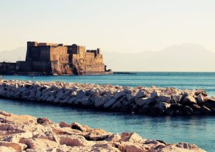 Thumbnail for the post titled: Visita il Castel dell'Ovo. Napoli tra storia e Leggenda