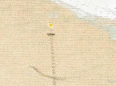 """Oryahovo"" - DETAIL 1, oil on canvas - 44 x 62 cm, 2003"
