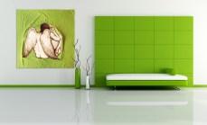 """""""Heartbreaker"""" - DETAIL 4, oil on canvas - 157 x 149 cm, 2012"""
