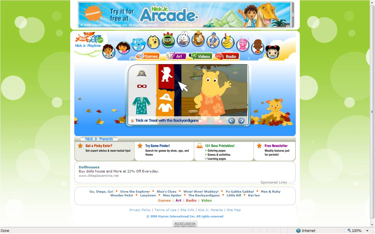 Play Kids Games Online Free