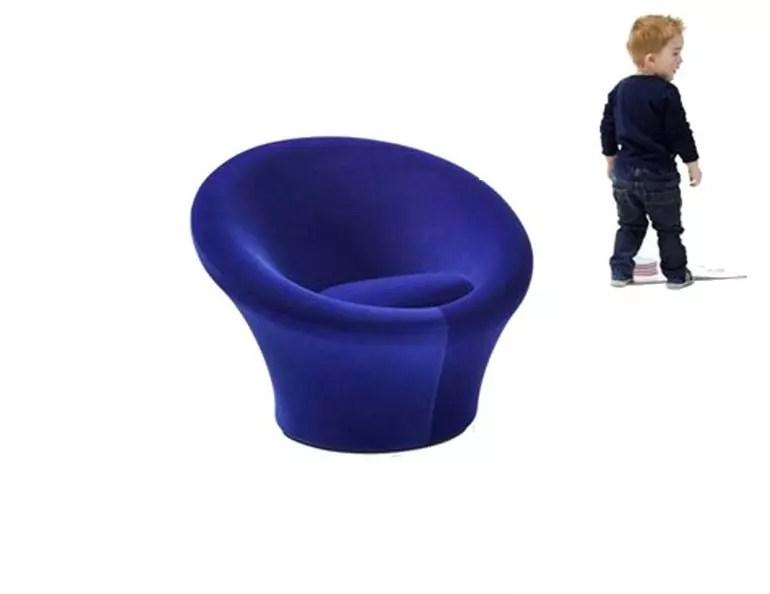 Artifort Mushroom junior Blauw showroommodel