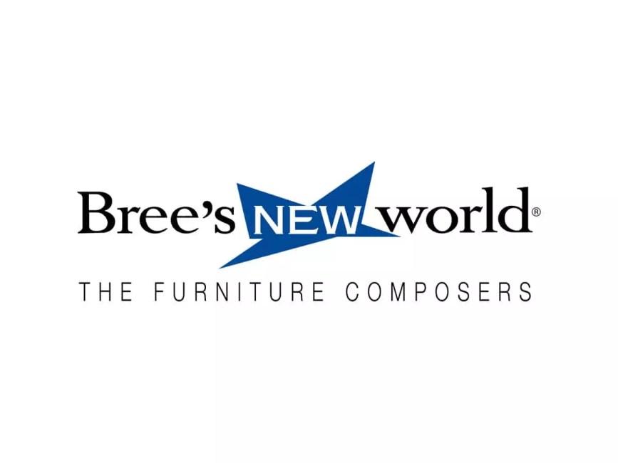 Logo Brees new world