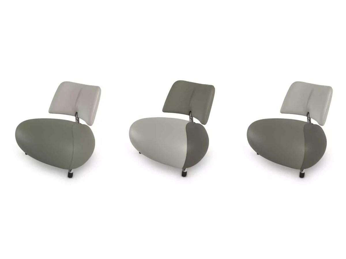 Leolux fauteuil Pallone – serie groen