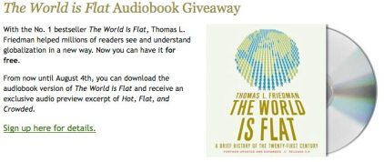 The World is Flat Audiobook