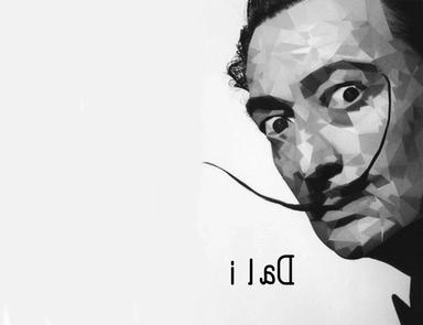 サルバドール・ダリの特徴、それはただ変態であることだ。