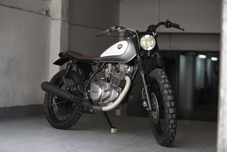 cuáles son las motos más baratas para transformar en cafe racer?