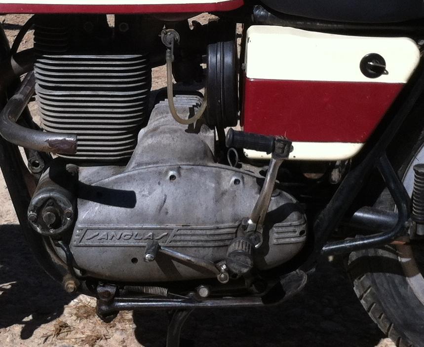 Tipos de arranque motos clásicas