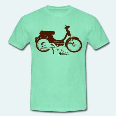 Camisetas de motos clásicas