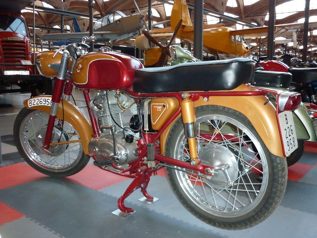 Ducati Mototrans 175ts