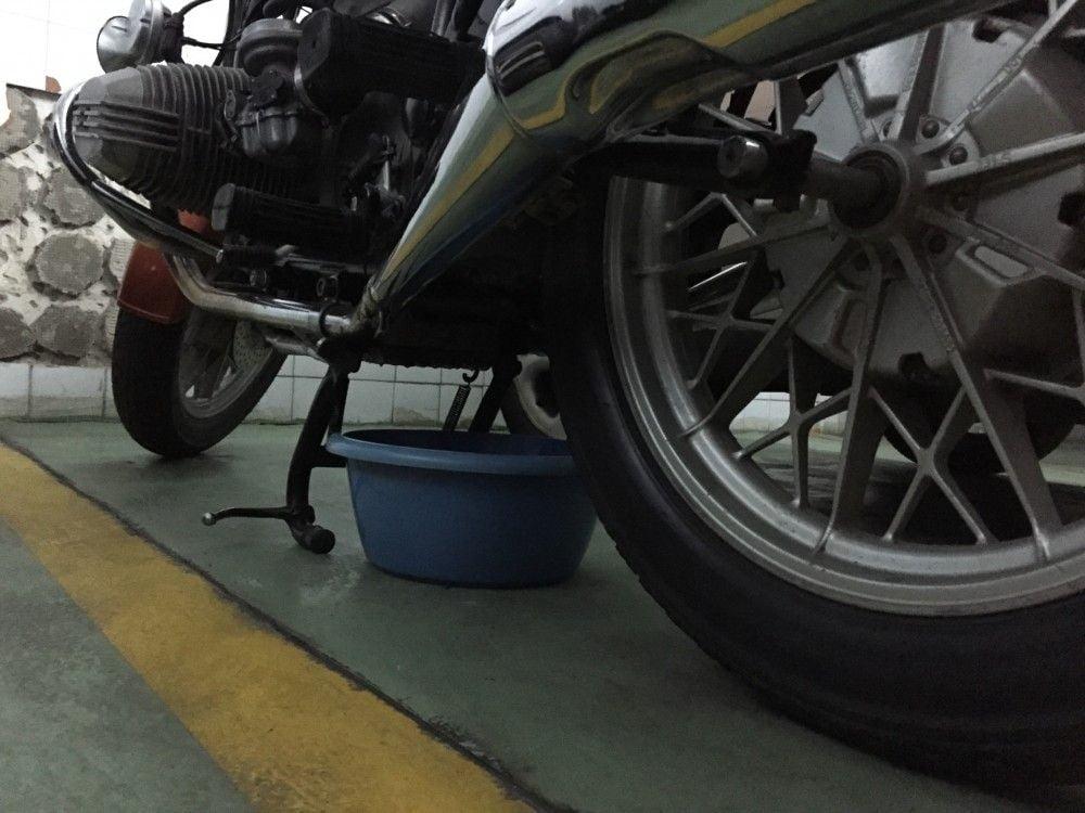 Cambiar aceite moto tú mismo