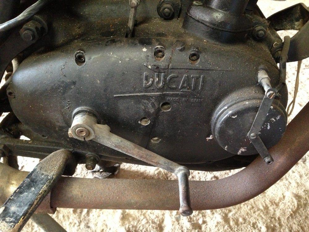 Pulido motor Ducati Forza