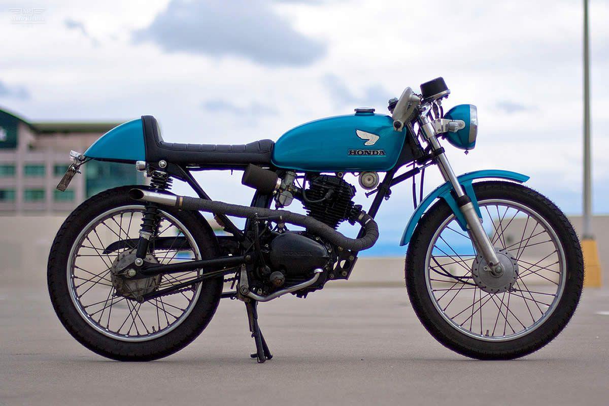 Préférence Las 10 mejores Cafe Racers de 125 cc - Donkey Motorbikes HL11