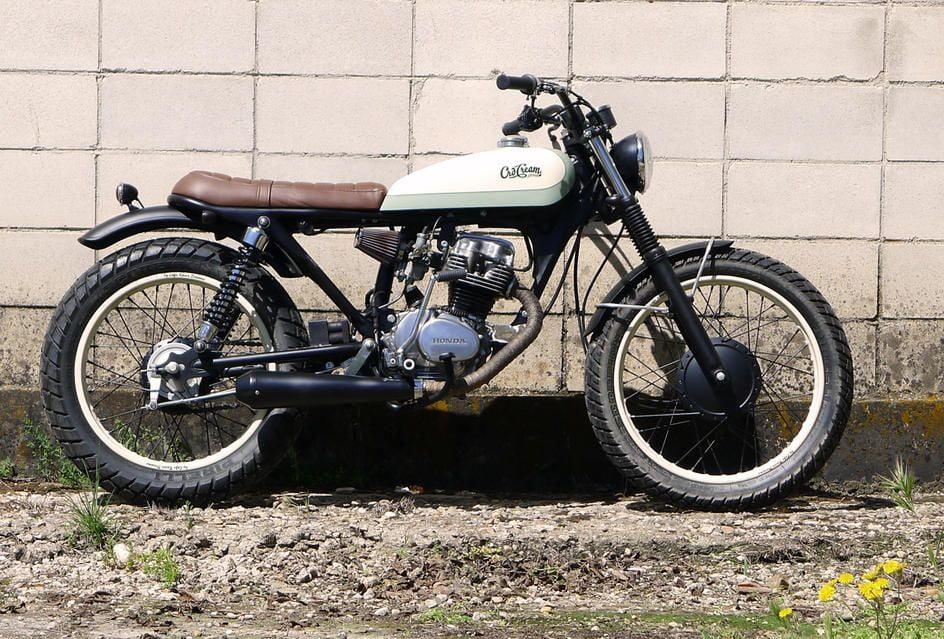 Cafe Racers de 125 cc