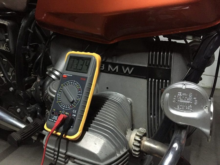 Batería BMW R45