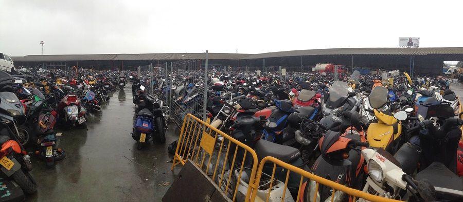 Desguace motos clásicas