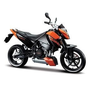 Miniatura moto KTM 690 Duke 3