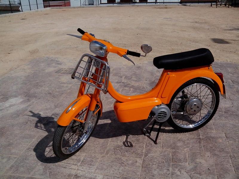 Motos baratas para restaurar - Vespino