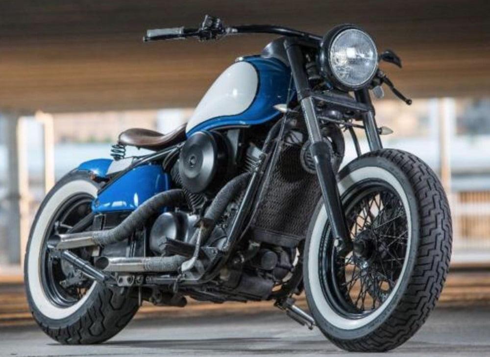 Hacer moto bobber