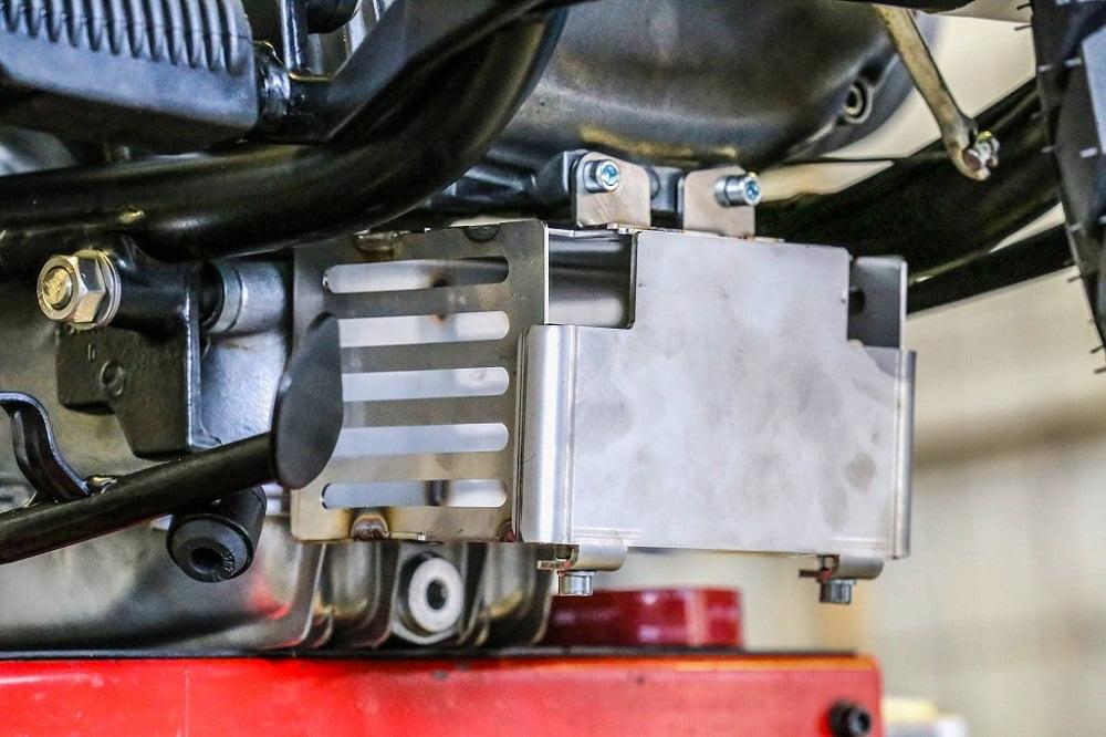 Caja de batería BMW R45