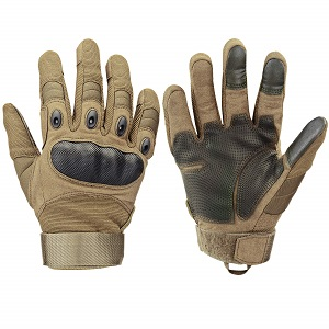 Guantes cafe racer