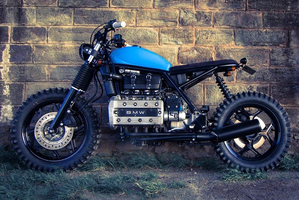 BMW K100 by Ed Turner (1)
