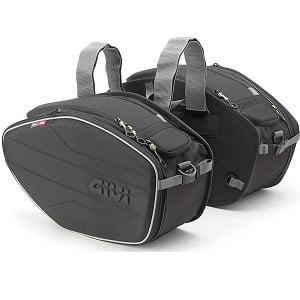 Givi EA101B Easy Bag Alforja para Motos 19-25 litros