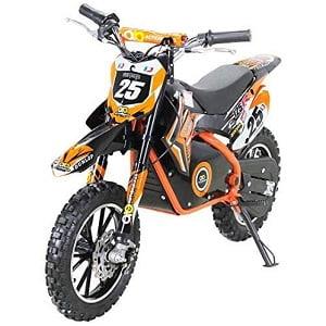 Moto eléctrica niño Gepard
